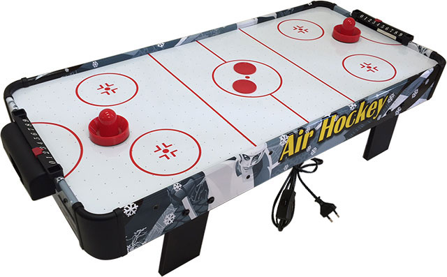 AC0010: Airhockey TopTable Topper Ice #1