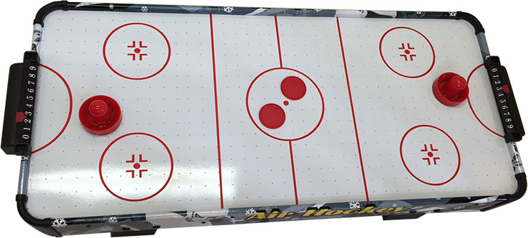 AC0010: Airhockey TopTable Topper Ice #2