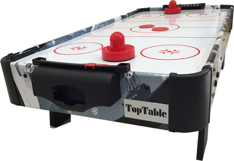 AC0010: Airhockey TopTable Topper Ice #3