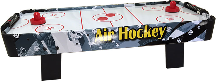 AC0010: Airhockey TopTable Topper Ice #4