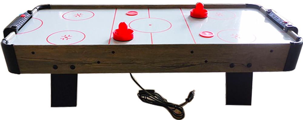 AC0011: Airhockey TopTable Topper Ice Wood  #3
