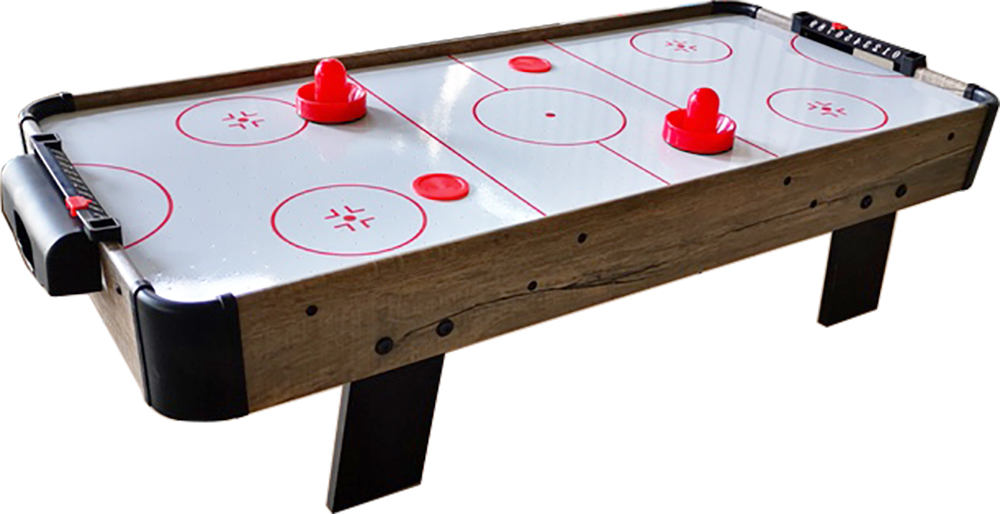 AC0011: Airhockey TopTable Topper Ice Wood  #1