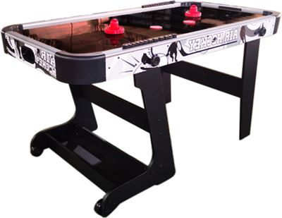 Airhockey TopTable Typhoon Fold-Up Print