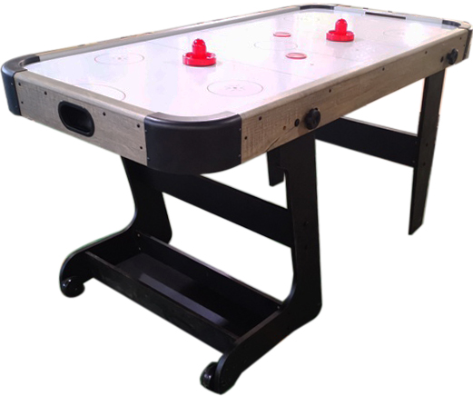AC0028: Airhockey TopTable Typhoon Fold-Up Wood #2