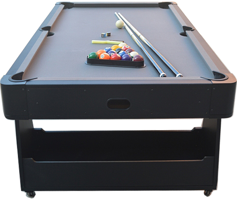 AC0035-GB: Airhockey/Pooltafel TopTable Twist 2-1 Max Mobile, Grey-Black  #4