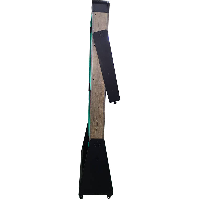 AC0035-W: Airhockey/Pooltafel TopTable Twist 2-1 Max Mobile, Wood  #3