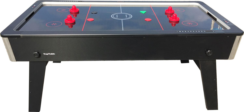 AC0055-BP: Airhockey TopTable Foldy-Carbon Black-Grey (inklapbaar) 6,5ft #3