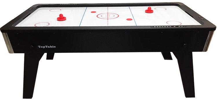 AC0055: Airhockey TopTable Foldy-Carbon  (inklapbaar) 6,5ft #5