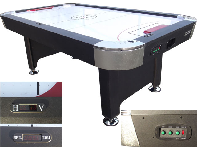 AC0057-SH: Showmodel, Airhockey TopTable Hurricane #1