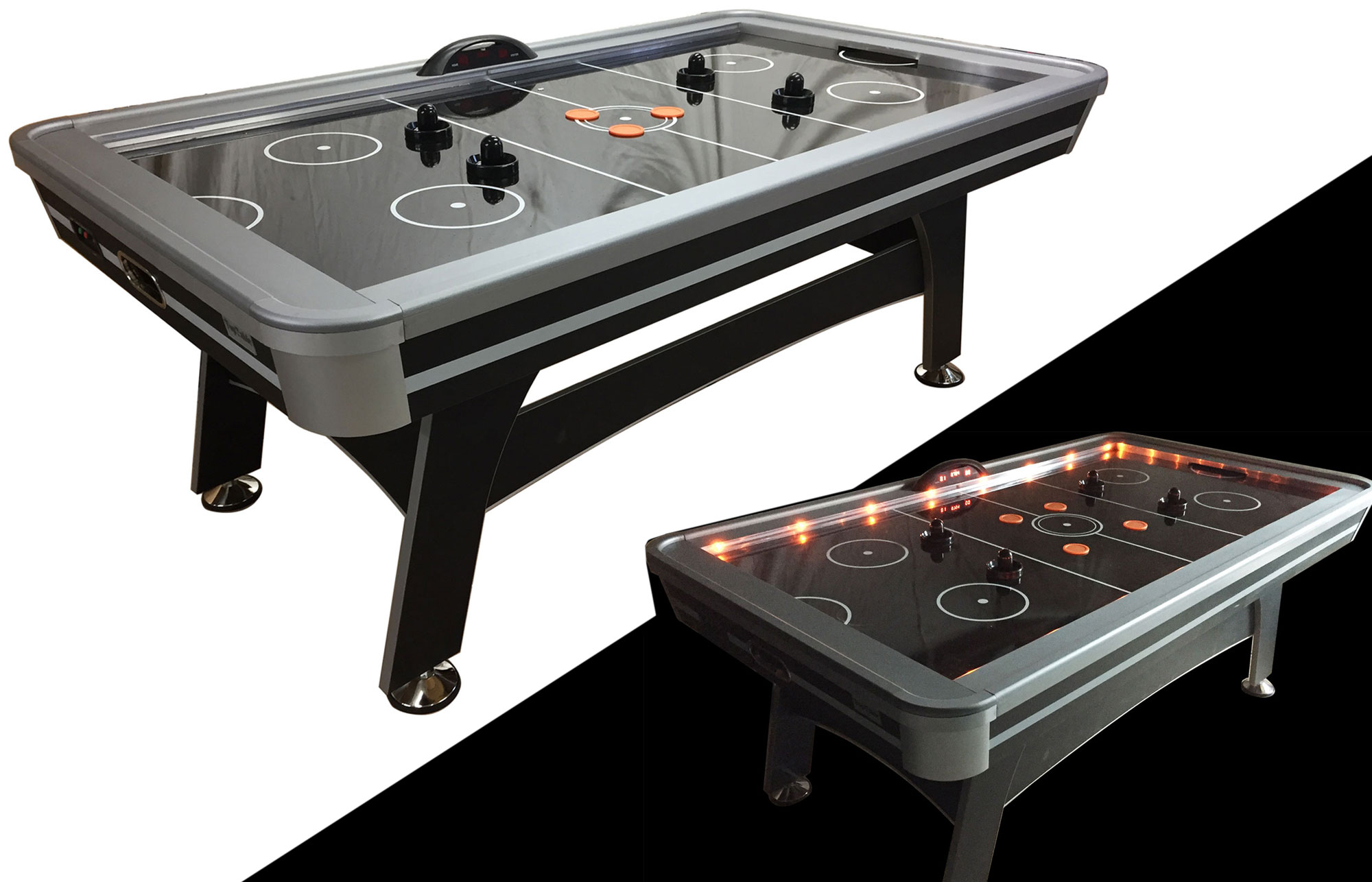 AC0058: Airhockey TopTable Trend LED 7ft #1