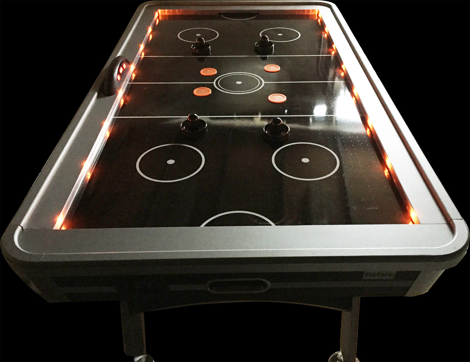 AC0058: Airhockey TopTable Trend LED 7ft #5