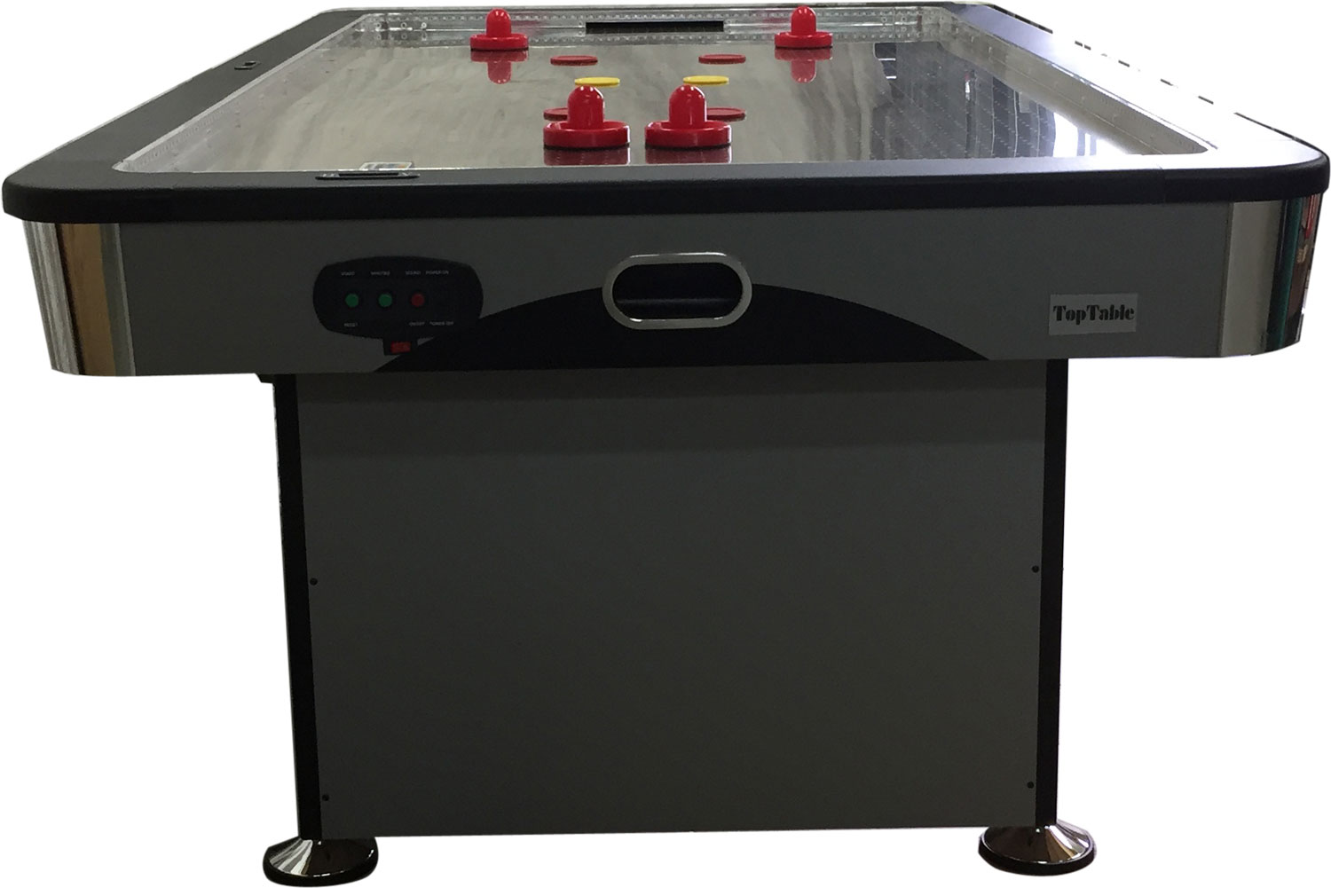 AC0059-ST: Airhockey TopTable Fast Flash Steel & Multi LED #4