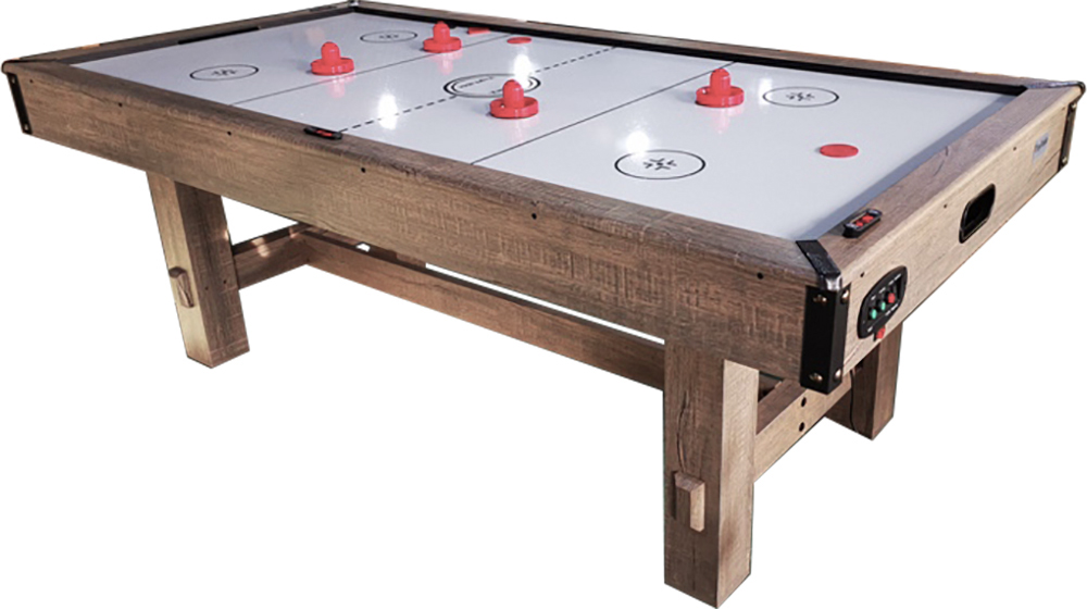 AC0063: Airhockey TopTable Dinning Timber w/tennis  #2