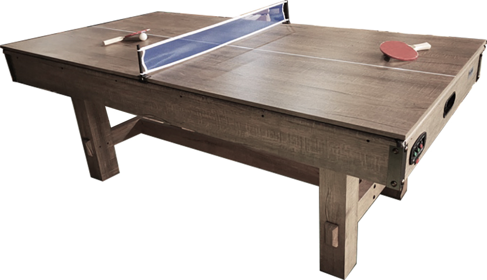 AC0063: Airhockey TopTable Dinning Timber w/tennis  #3