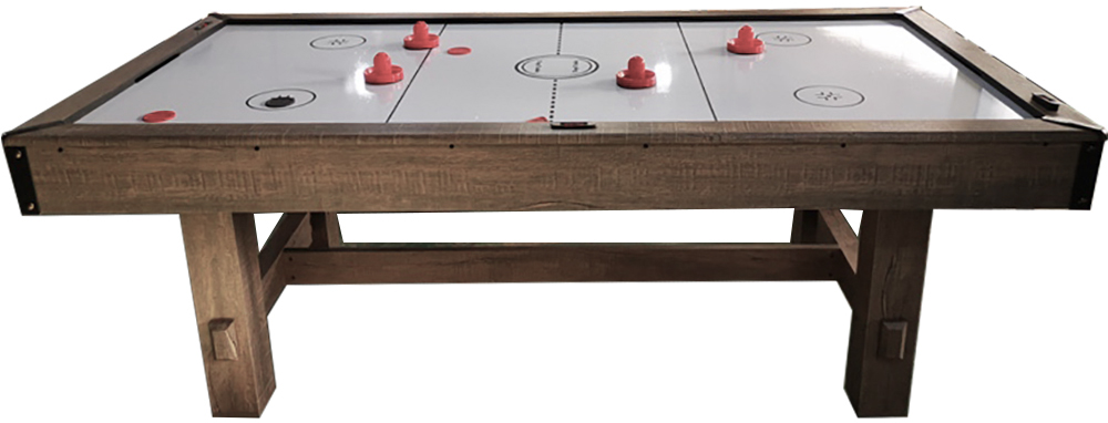 AC0063: Airhockey TopTable Dinning Timber w/tennis  #4