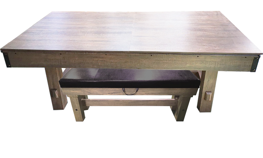 AC0063: Airhockey TopTable Dinning Timber w/tennis  #5