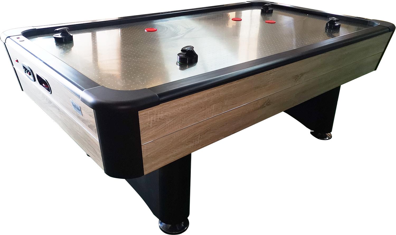 AC0065-WD: Airhockey TopTableTyphoon 7,5ft Pro Metal-line Wood  #3