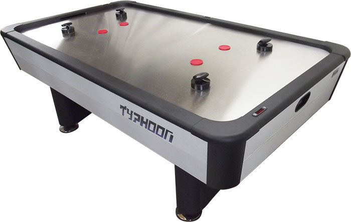 AC0065: TopTable Typhoon 7ft Pro Metal-line (metalen speelveld&omranding) #1
