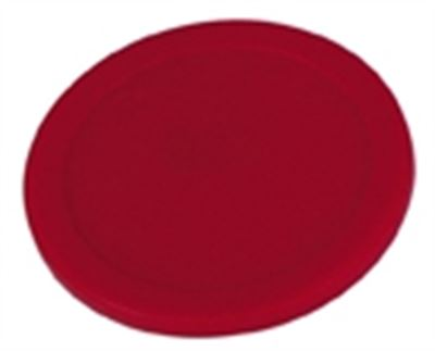TopTable airhockey puck red 63mm
