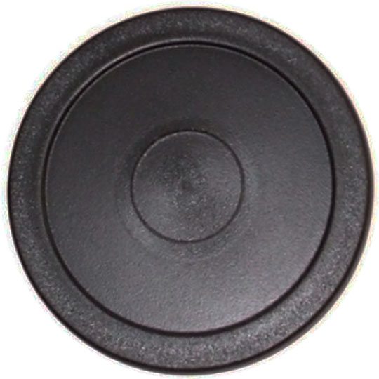 AC7115: TopTable airhockey puck black 63mm #1