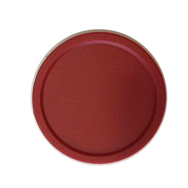 AC7120: solid puck 50mm rood #1