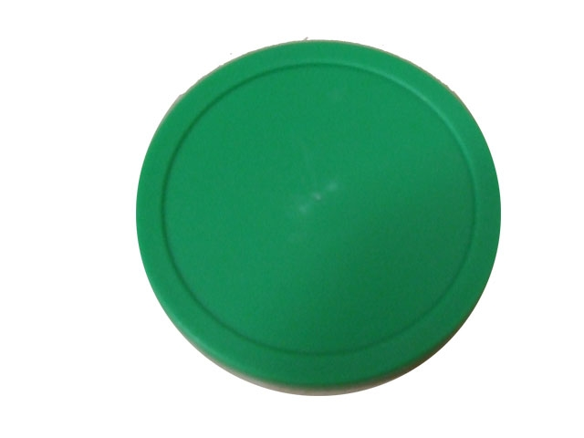 AC7125: solid puck green 82mm #1