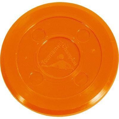 Airhockey puck 70 mm, Tournament Champ, oranje