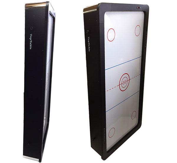 AO0055-SH: Showmodel, Airhockey TopTable Foldy-Carbon (inklapbaar) (enkel afhalen gemonteerd in Huissen) #3