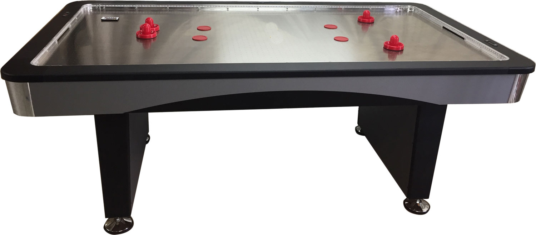 AO0059-ST: Showmodel Airhockey TopTable Fast Flash Steel & Multi LED #3