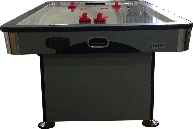 AO0059-ST: Showmodel Airhockey TopTable Fast Flash Steel & Multi LED #4