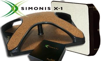 BA0412-X1: Simones X-1 #1