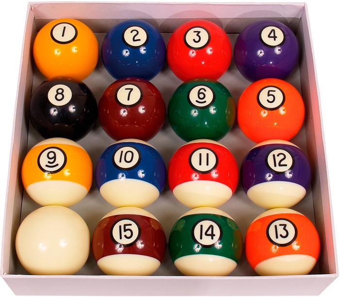 BA0450: poolballen A-klasse Br-W look  57,2 #1