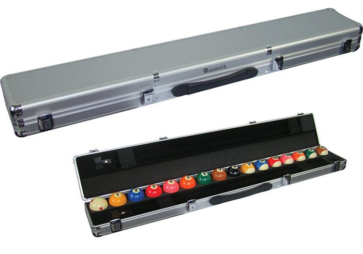 BA0467: Koffer inclusief Aramith Premium 57.2 poolballen #1