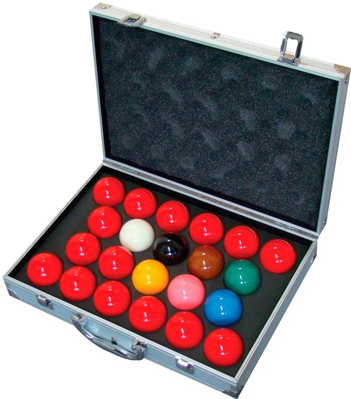 BA0469: Balls & case Aramith snooker STC Pro Cup 1G #1