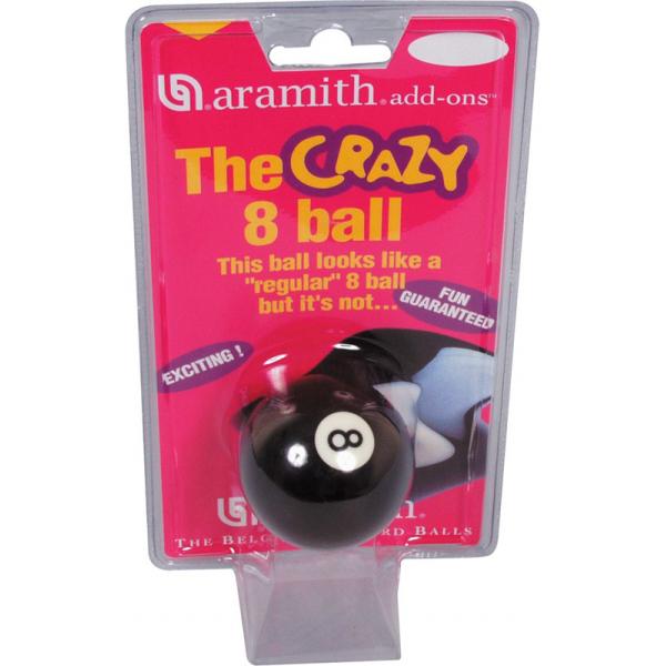 """BA0476-C8: Aramith """"Crazy 8"""" 57,2mm #1"""