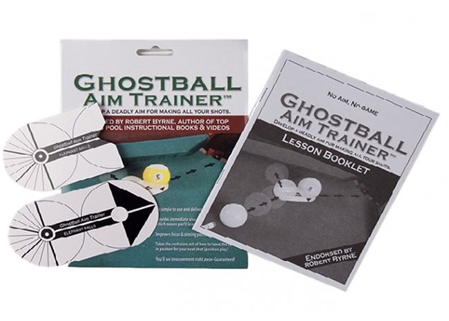 BA0476-GB: McDermott Ghost Ball Aim Trainer #1