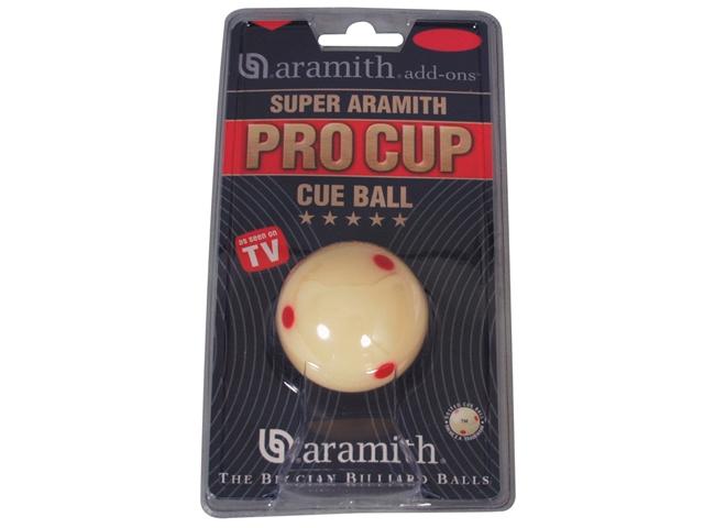 BA0478: Super Aramith w/dots 57,2mm #1
