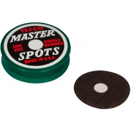 BA0540: points - Tefco Master 35 mm, 12 stuks #1
