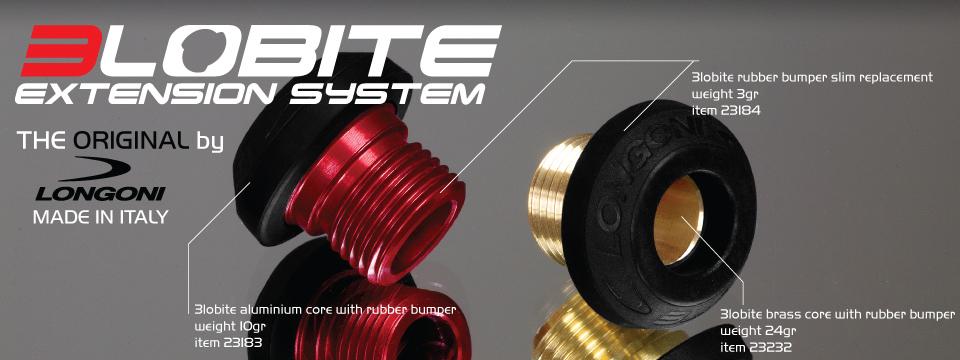 BA0567-3L: Longoni 3Lobite Adapter Slim version (Nieuw type) 10 gram! #1
