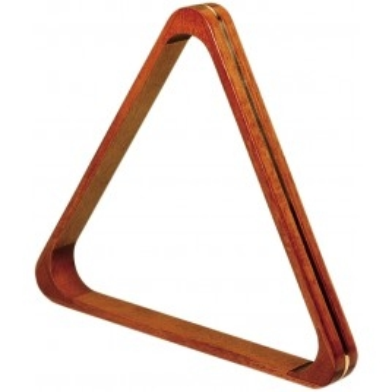 BA0574: mahonie triangle 52,4mm (snooker) #1