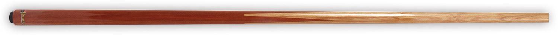 Snooker keu 1-delig Budget 145cm lijm tip 10mm