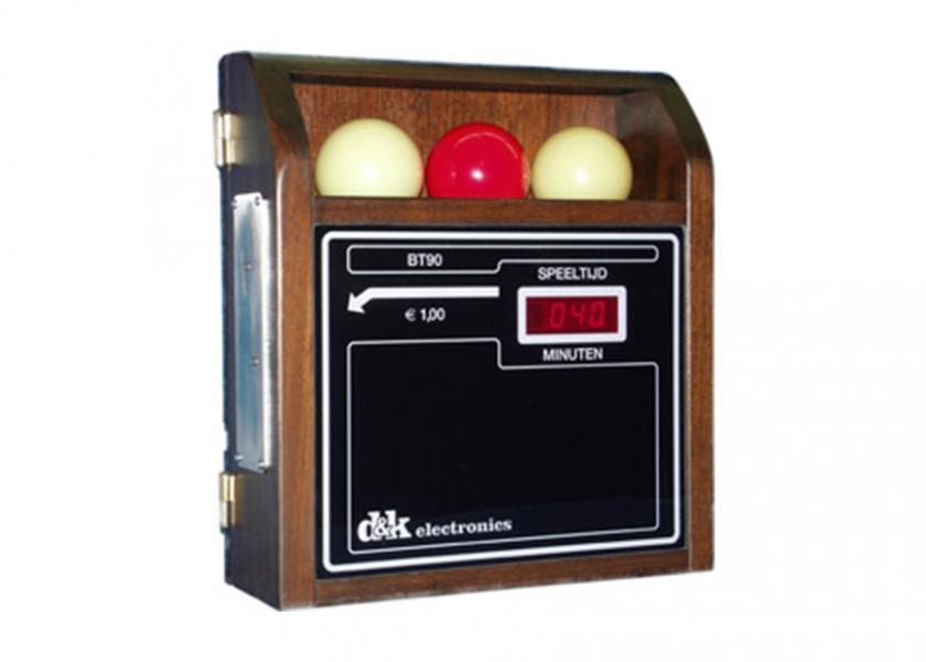 BA0757: D&K bt-90 grijs 0,50/1,00inw. #1