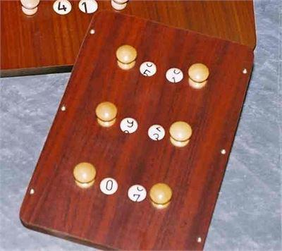 score bord st.