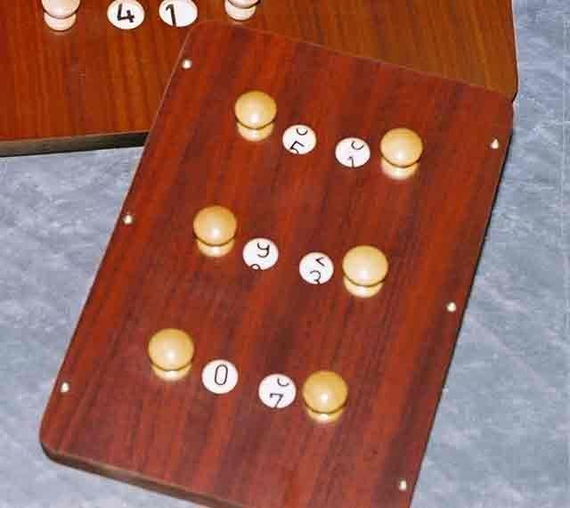 BA0762: score bord st. #1