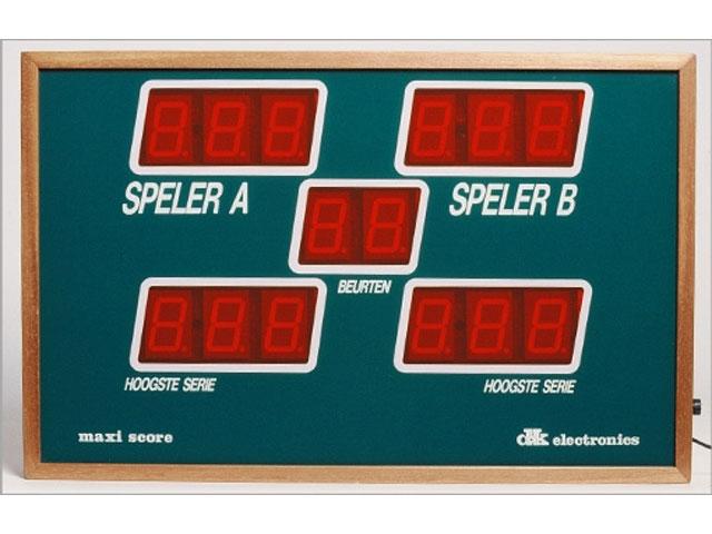 BA0771: D&K Multi Maxi score IR #1