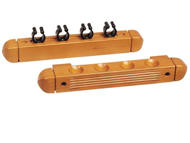 BA0778-BR: wand keu rek 4-keus  bruin #1