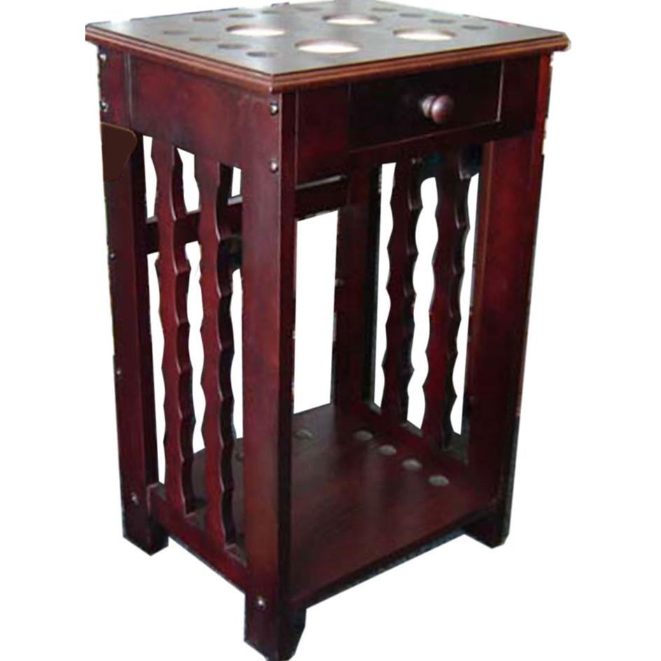 BA0794: Keurek tafel met lade #1