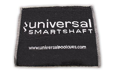 Billiard towel Universal Black