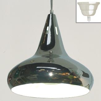 BA0827: klokmodel chroom hoogglans #1