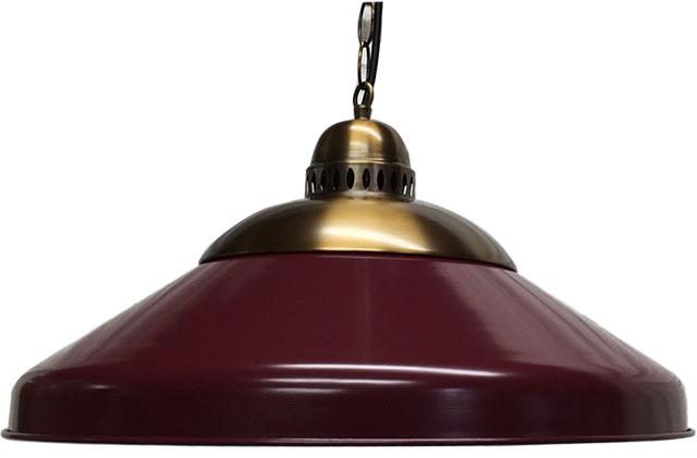 BA0833-GB: verlichting armatuur Lexor Grannie Burgundy #1